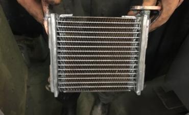 Restauration des radiateurs